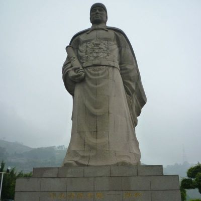 郑和石雕 (6)