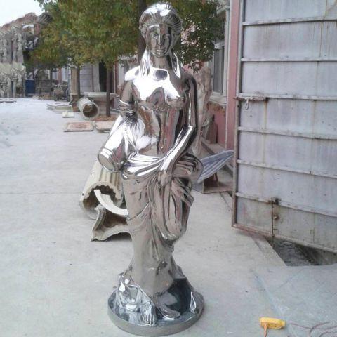 人物不锈钢雕塑